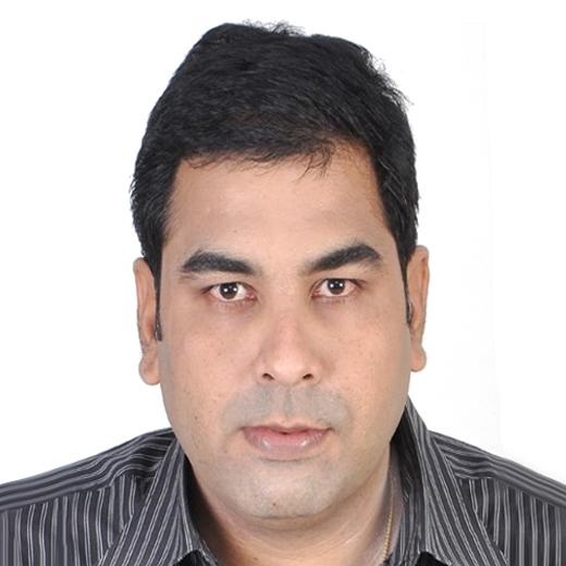 Mr R Krishna