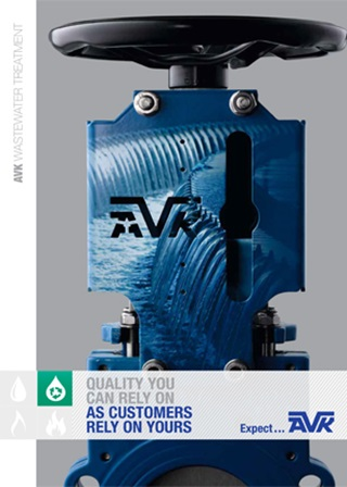 Brochure about wastewater treatment